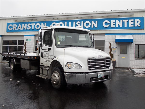 Cranston Collision Towing